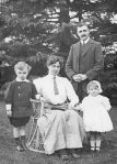 Archibald Beatty; Constance Mary Beatty (nee Forster); Harold Archibald Paget Beatty; Margaret Constance Norris Beatty