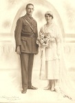 1916 Alf and Ethel wedding edited