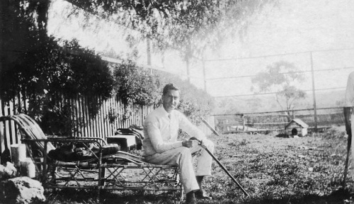 Stanley Wiseman Forster at Carron Vale, Mooroolbark
