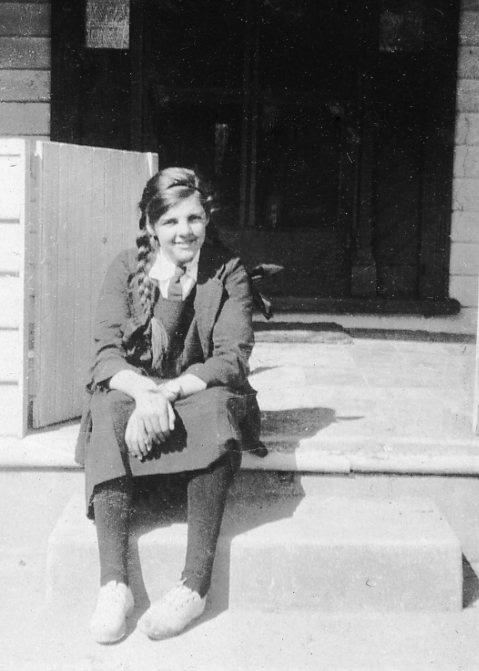 Margaret Constance Norris (Peggy) Beatty c. 1922