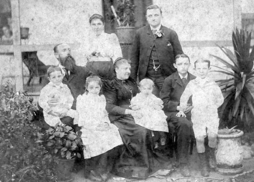Beatty family, South Yarra, Victoria