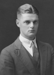 Harold Archibald Paget Beatty c1930. Photo by Lafayette, Melbourne