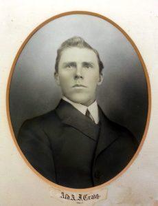 1905 Alfred J. Craig of Leura