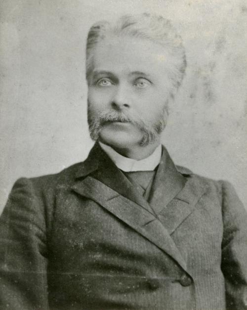 William Mark Forster 1846-1921 photo 1898
